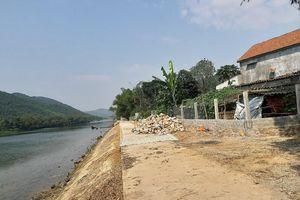 Quảng Bình: Xây hệ thống thủy lợi cách khu dân cư 500m, dân lo lắng bất an