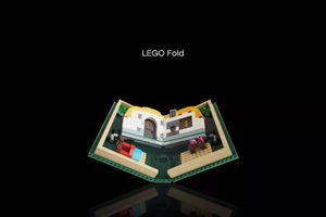 Lego ra mắt sản phẩm 'ăn theo' Samsung Galaxy Fold