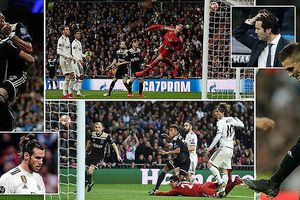 Real Madrid 1-4 Ajax: Ai cần Ronaldo ?
