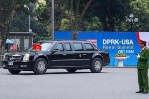 Lực lượng Công an góp phần làm nên hình ảnh Việt Nam hòa bình, an toàn, thân thiện