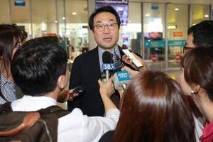 Quan chức Hàn Quốc sang Mỹ thảo luận kết quả hội nghị thượng đỉnh Hà Nội