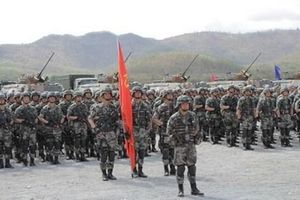 Trung Quốc công bố chi tiêu quân sự sẽ tăng chậm hơn năm 2018