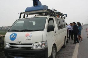 Cận cảnh xe 'siêu âm' mặt đường có một không hai ở Việt Nam