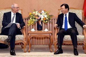 Khuyến khích DN Pháp đầu tư tại Việt Nam