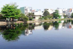 Đà Nẵng: Hồ điều tiết tràn ngập nước thải, dân khốn khổ