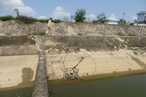 Yên Thành (Nghệ An): Nhà máy nước sạch trăm tỷ mới sử dụng 2 năm đã xuống cấp