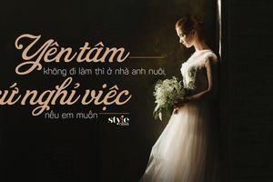 Phụ nữ đừng dại mà tin những lời 'đường mật' này của đàn ông