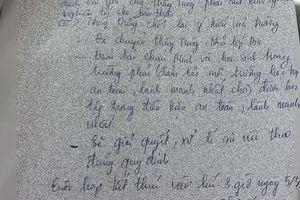 Vụ thầy giáo nhắn tin gạ tình ở Thái Bình: Gia đình nữ sinh không muốn thầy giáo bị kỷ luật