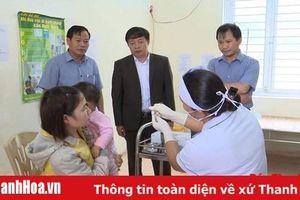 Thanh Hóa triển khai tiêm vắc xin ComBE Five cho trẻ em