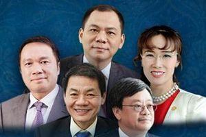 Hai doanh nhân Việt vừa lọt danh sách tỷ phú Forbes là ai?
