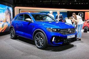 Ra mắt SUV hiệu suất cao Volkswagen T-Roc R