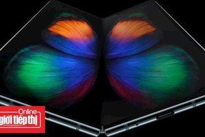Samsung sẽ tạo điện thoại màn hình gập khắc phục khuyết điểm của Galaxy Fold