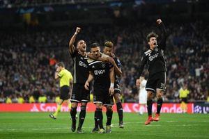 Cú sốc lớn, Ajax biến Real thành cựu vương Champions League