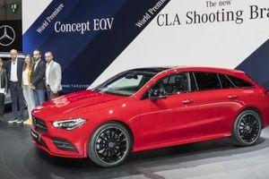 Mercedes-Benz trình làng mẫu xe sang thực dụng CLA Shooting Brake 2020 tại Geneva 2019