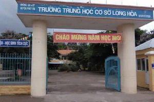 Kỷ luật cảnh cáo thầy giáo đánh học sinh ở An Giang