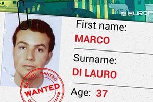 Tóm gọn tên tội phạm nguy hiểm thứ hai ở Italia