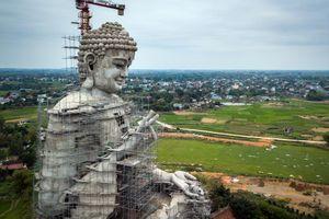 Chiêm ngưỡng pho tượng phật lớn nhất Đông Nam Á tại Việt Nam