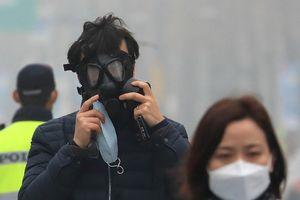 Hàn Quốc đề xuất cùng TQ làm mưa, đối phó 'ô nhiễm tệ nhất thế giới'