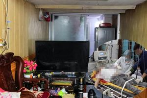 Vụ thầy cúng chém 4 người ở Nam Định: Nghi phạm đã tử vong