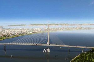Cầu Cần Giờ ở TPHCM có thiết kế hình cây đước