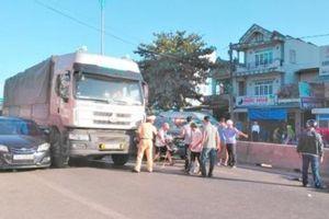 Quảng Trị: 'Đói' vốn xây dựng đường tránh, lo TNGT tăng