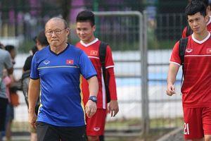 HLV Park Hang-seo khiến tuyển thủ U23 Việt Nam tẽn tò!