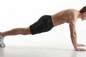 Bạn cần chống đẩy bao nhiêu cái để sống lâu và khỏe?