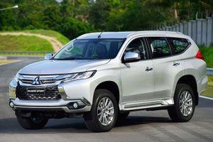 Bảng giá xe Mitsubishi mới nhất tháng 3/2019: Outlander giảm giá từ 15,5 – 51,5 triệu đồng