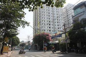 Lại thêm chung cư bị ngân hàng thông báo 'siết nợ'