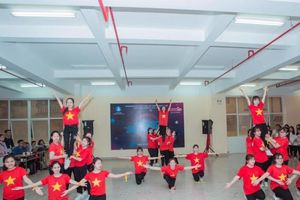 Cuộc thi Dance Storm: Cơ hội cho sinh viên, học sinh Hà Nội đam mê môn nhảy
