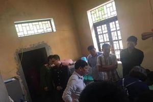 Bắc Ninh: Trường mầm non nghi sử dụng thịt nổi hạch, gà thối cho trẻ