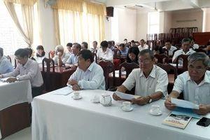 Những đóng góp tích cực của hội viên sử học An Giang