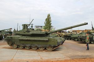 Nga tham vọng đưa siêu tăng T-90 thành 'quỷ lửa' trên chiến trường