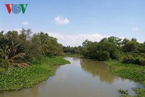 Tiền Giang nỗ lực chống hạn mặn vùng 'ngọt hóa', cù lao ven biển