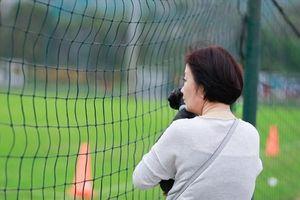 Ngày 8.3 cho người phụ nữ phía sau ông Park Hang-seo
