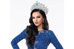 Hoa hậu Siêu quốc gia 2018 Valeria Vazquez Latorre sắp đến Việt Nam