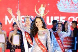 Ngắm nét thanh xuân rực rỡ của dàn nữ sinh Miss UEF 2019