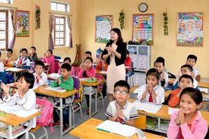 Trường Tiểu học Thanh Sơn – nơi gắn bó tuổi thơ tôi