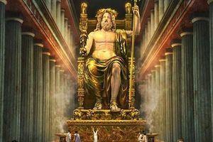 Ẩn số về bức tượng hoành tráng nhất thế giới cổ đại