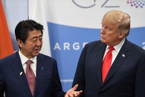 Chênh vênh quan hệ với Mỹ, Nhật Bản tính kế hoạch B