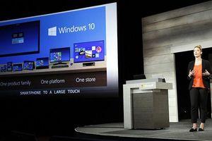 Đã có hơn 800 triệu thiết bị cài đặt Windows 10