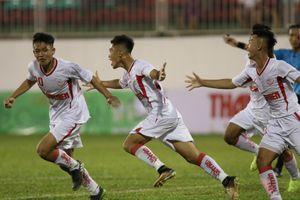 VCK U.19 Quốc gia 2019, HAGL 1-0 Viettel: Màn ra mắt mãn nhãn