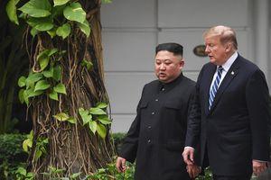 Tổng thống Trump nói gì về quan hệ với Chủ tịch Kim Jong-un?