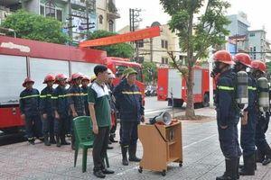 Hà Nội: Tăng cường kiểm tra, xử lý các vi phạm về an toàn PCCC