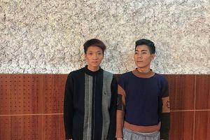 Tóm gọn 2 'lâm tặc' trộm gỗ quý ở giữa thành phố Lạng Sơn