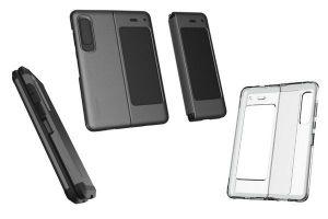'Ốp lưng' điện thoại màn hình gập trông như thế nào?