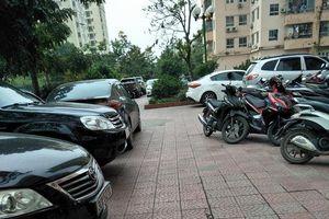 Hàng loạt bất cập tại KĐT mới Nam Trung Yên, cư dân 'đứng ngồi không yên'