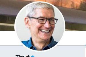 CEO Apple Tim Cook đổi tên tài khoản Twitter thành Tim Apple