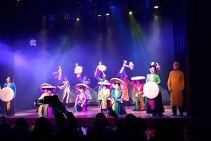 Hợp tác về nghệ thuật múa rối giữa hai nước Việt Nam – Ai Cập