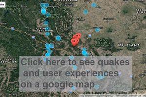 Động đất cường độ 5,7 làm rung chuyển miền Bắc và miền Trung, Chile